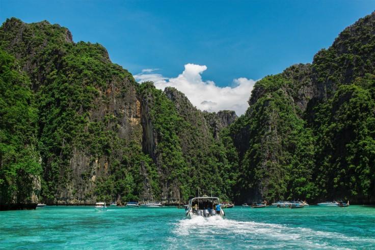 Island in Phuket Thailand